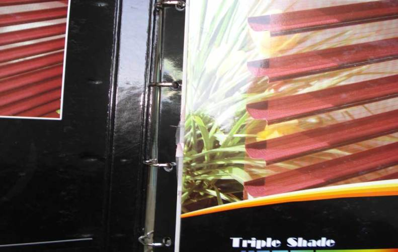 Triple Shade Blind Supplier